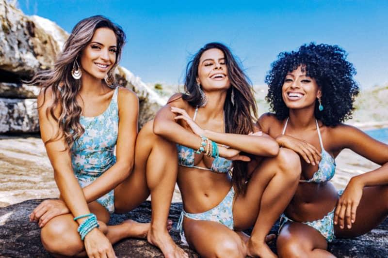 Bikini Frauen